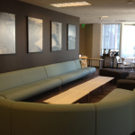 The Cooper Breakroom/Lounge Area