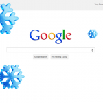 Google, Let It Snow!