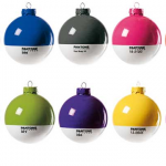 Nothing Says Christmas Like Pantone Ornaments!