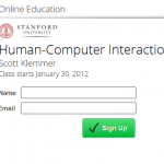 Stanford HCI Course Begins May 28th
