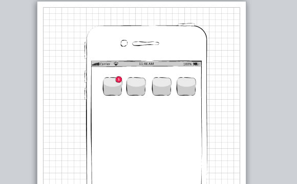 Free Visio iPhone/iPad Stencils